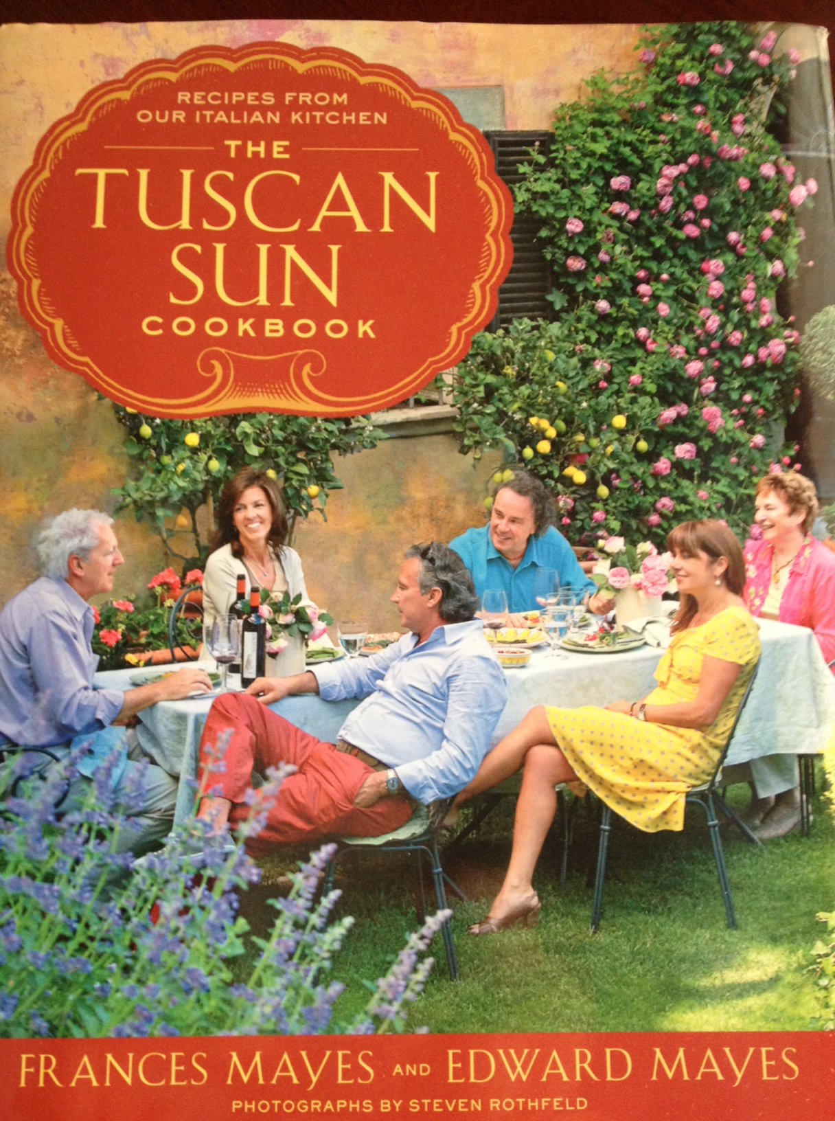 Cookbook Review – Under the Tuscan Sun | Everyday Sunday Suppers