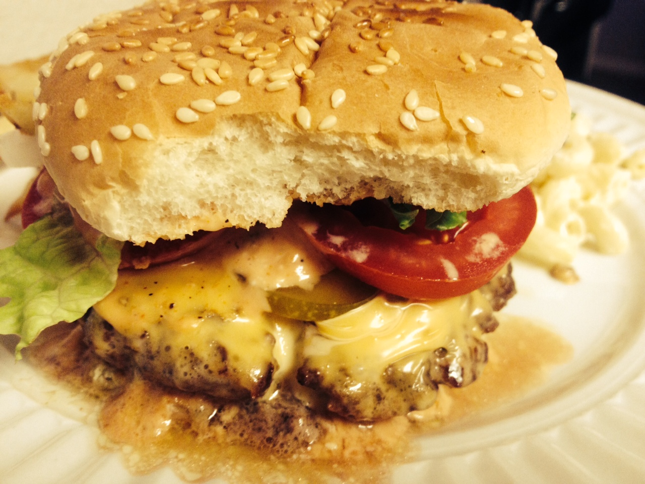 All American Cheeseburger – A Classic | Everyday Sunday Suppers
